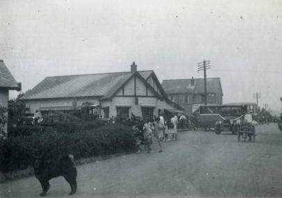 The Haystack c1925