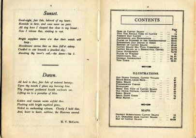 Official Guide to Canvey Island 1933
