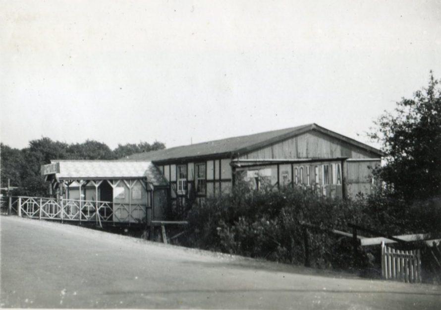 The 'Bohemia' Club near Small Gains Corner | Henry Clubb