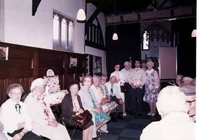 Village School reunion 1984