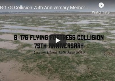 B17 75th Anniversary Video