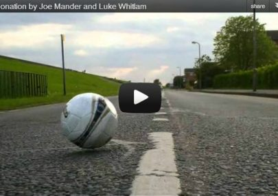 Moving video by two Canvey School boys