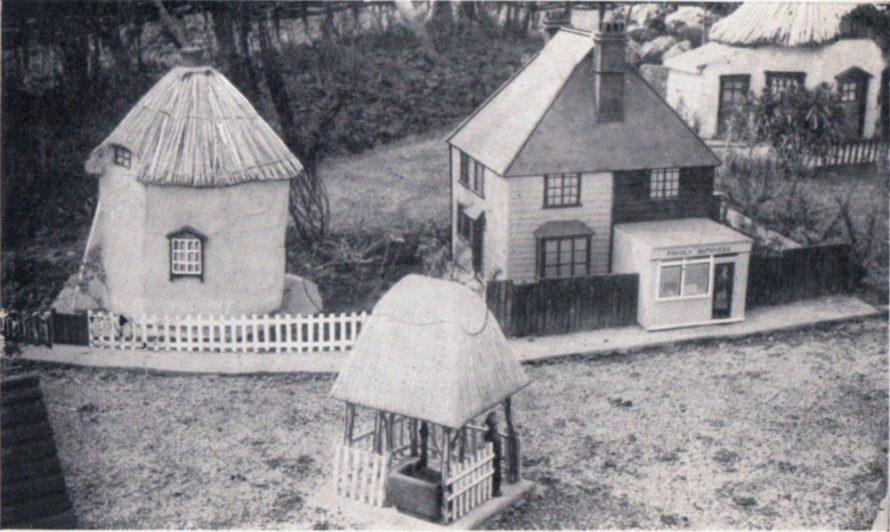 The Village, Dutch Cottage and pump