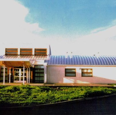 This is the new Occupational Therapy Centre built in approx. 1998 after the old barracks were demolished. | Wendy Knight