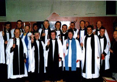 St Nicholas Church 40th Anniversary