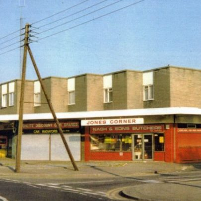 Jones Corner at the junction of Long Road and Craven Avenue. | Wendy Knight