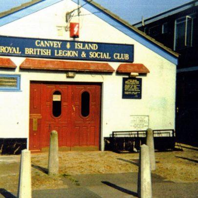 Canvey Royal British Legion hall in Denham Road. | Wendy Knight