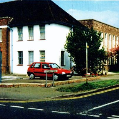 Canvey Council Offices corner of Long Road and Sydervelt Road. | Wendy Knight
