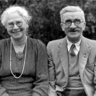 1948 - Alice and Frederick Watts   Shirley Thomas