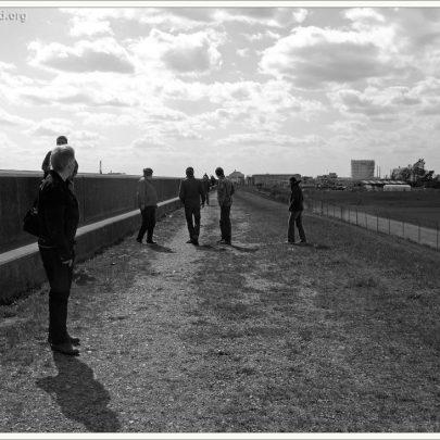 Walking along the Sea Wall | Dave Bullock