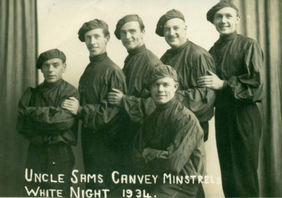 Uncle Sam's Canvey Minstrals