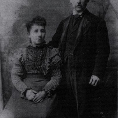 my grt grt grandparents William (1850-1927) & Priscilla (1850-1910) | darryl hoad