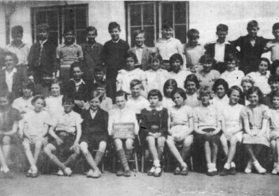 The Old Long Road School 1937