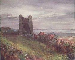 Hadleigh Castle | W L Wyllie