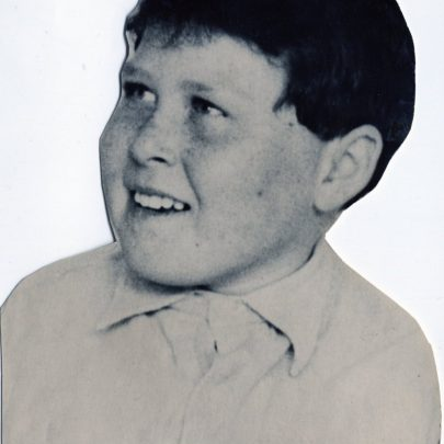 A young David | David Cain